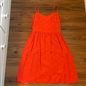 Old Navy Orange Sundress